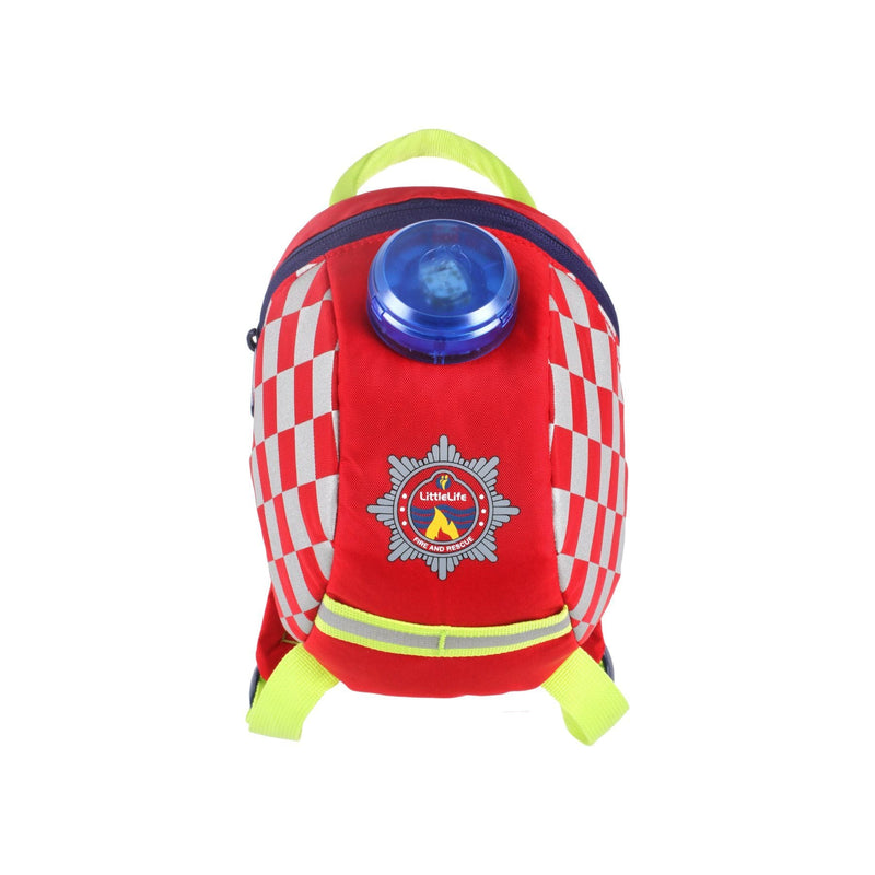 Little Life Toddler Backpack - Fire