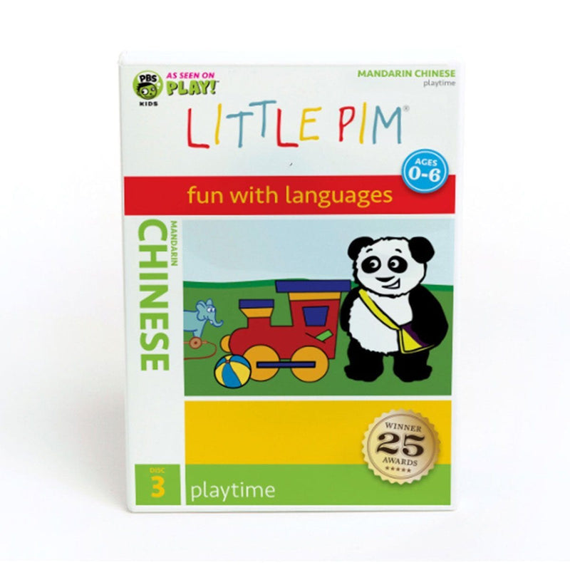 Little Pim Chinese Play DVD - huggle