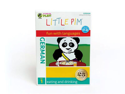 You added <b><u>Little Pim German Eating & Drinking DVD</u></b> to your cart.