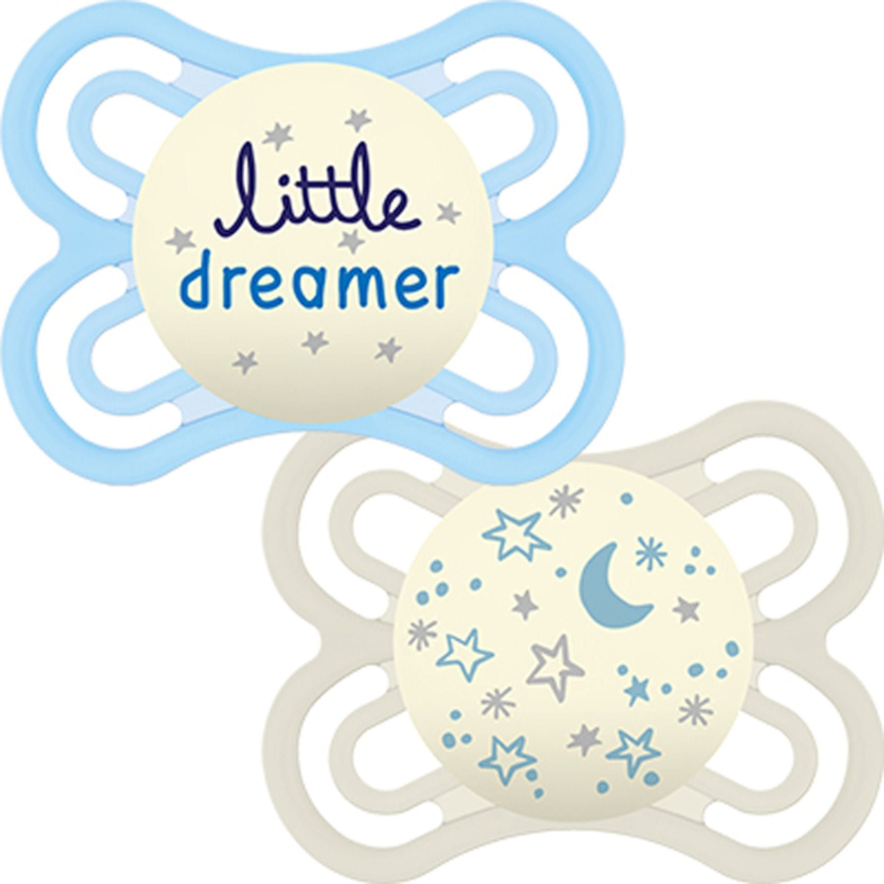 MAM Perfect Night Soother - Blue