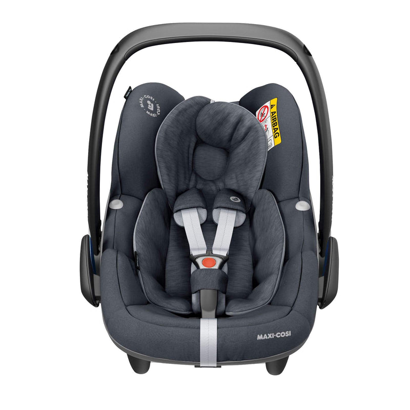 Maxi Cosi Pebble Pro i-Size - Essential Graphite