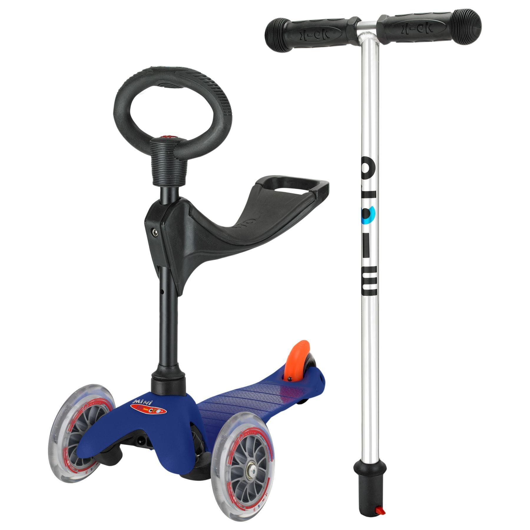 Micro Scooters 3-in-1 Classic Scooter - Blue