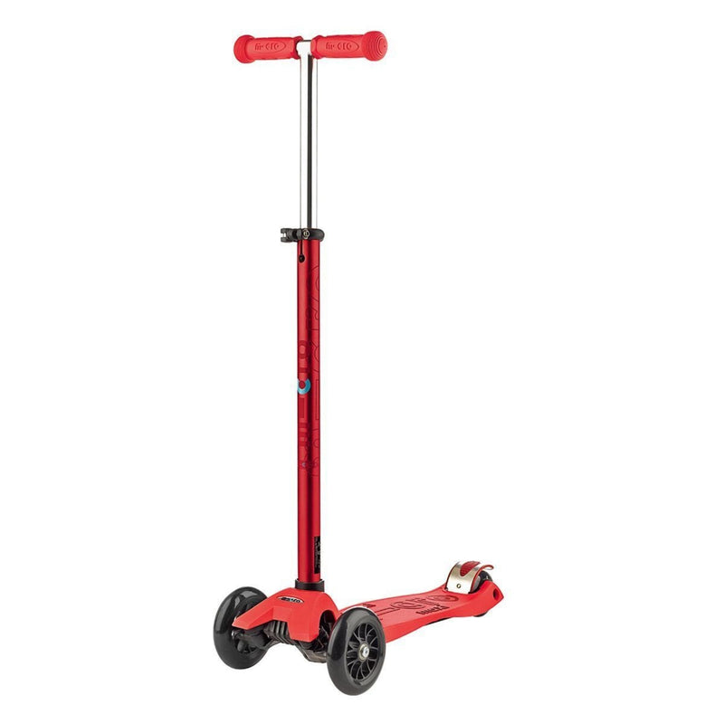 Micro Scooters Maxi Micro Deluxe Scooter - Red