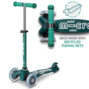 You added <b><u>Micro Scooters Mini Micro Deluxe Scooter - Eco</u></b> to your cart.