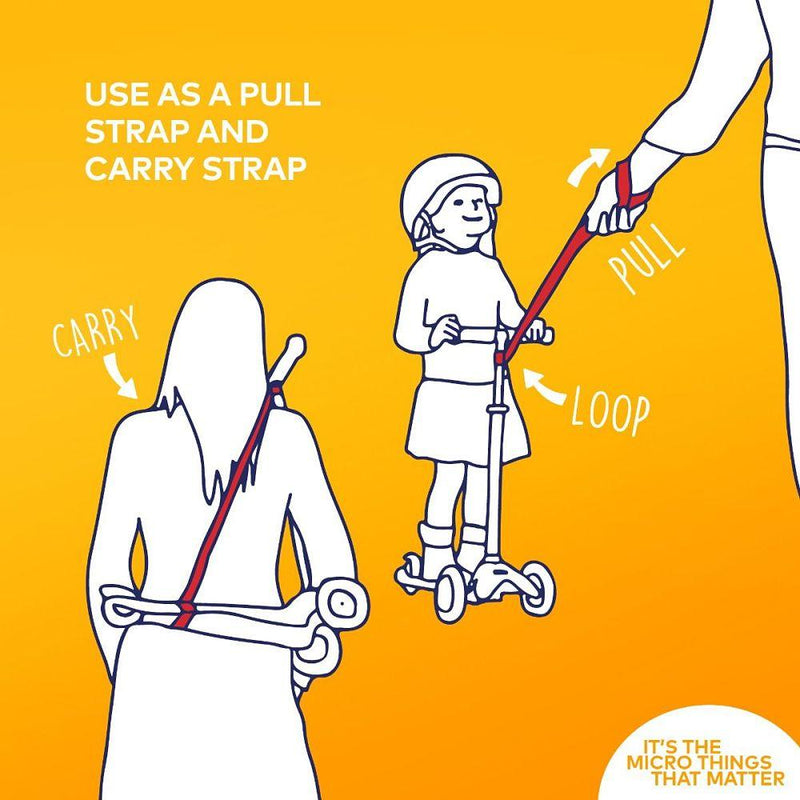Micro Scooters Pull & Carry - huggle