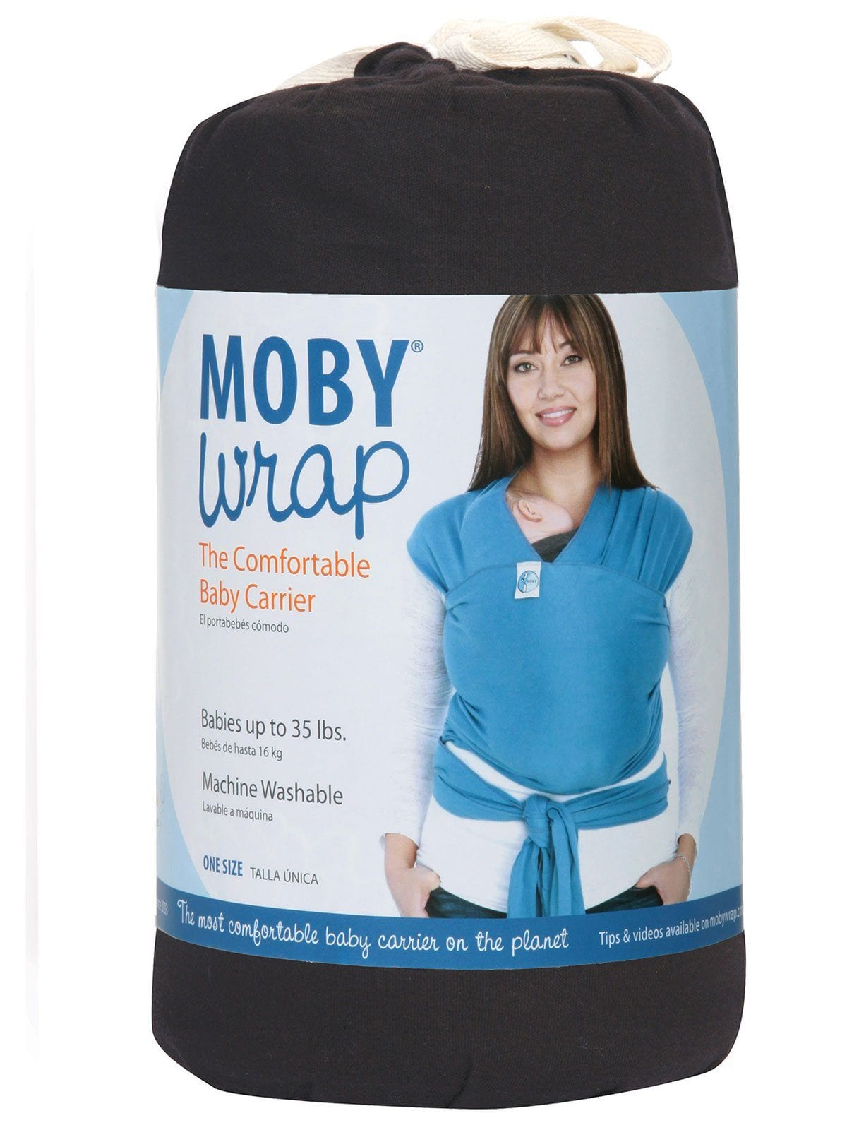 Moby Original Wrap Carrier - huggle