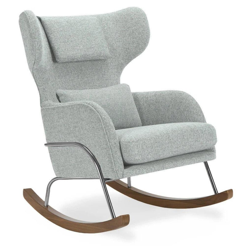 Monte Design Grand Jackson Rocker (Chrome)