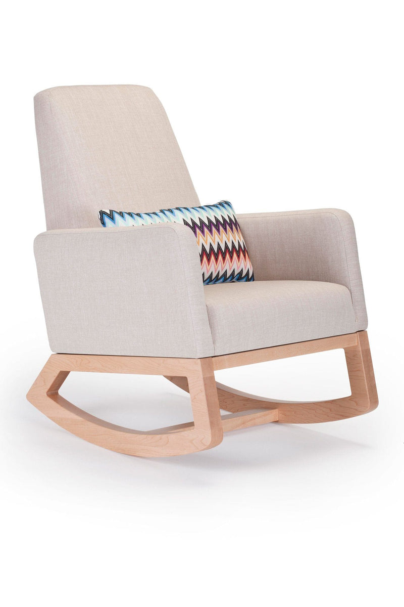 Monte Design Joya Rocker Sand Maple Base