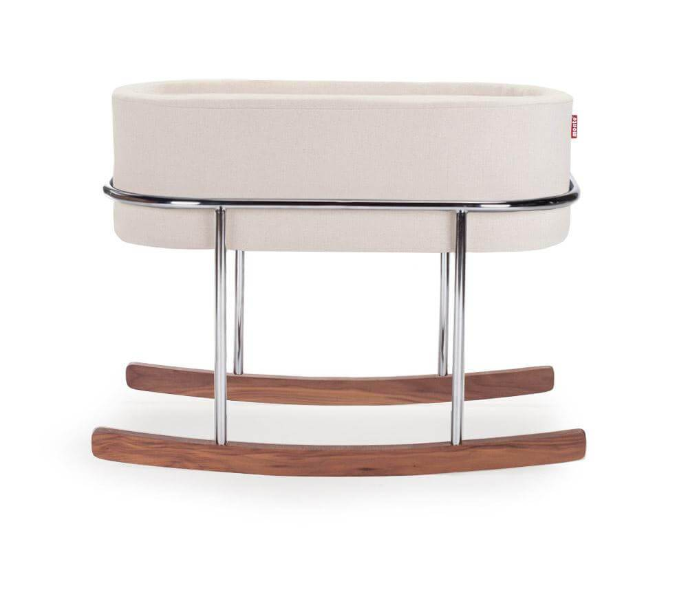 Monte Design Rockwell Bassinet - Beach