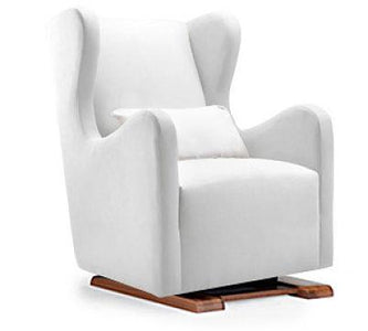 You added <b><u>Monte Design Vola Glider White Leather with Walnut Base</u></b> to your cart.