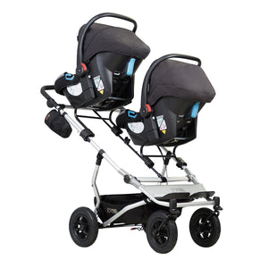You added <b><u>Mountain Buggy Duet Car Seat Adaptors (Double for Twins)</u></b> to your cart.