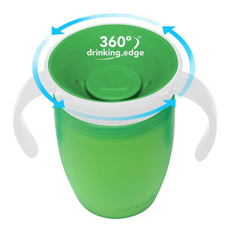 Munchkin Miracle 360 Trainer Cup - huggle