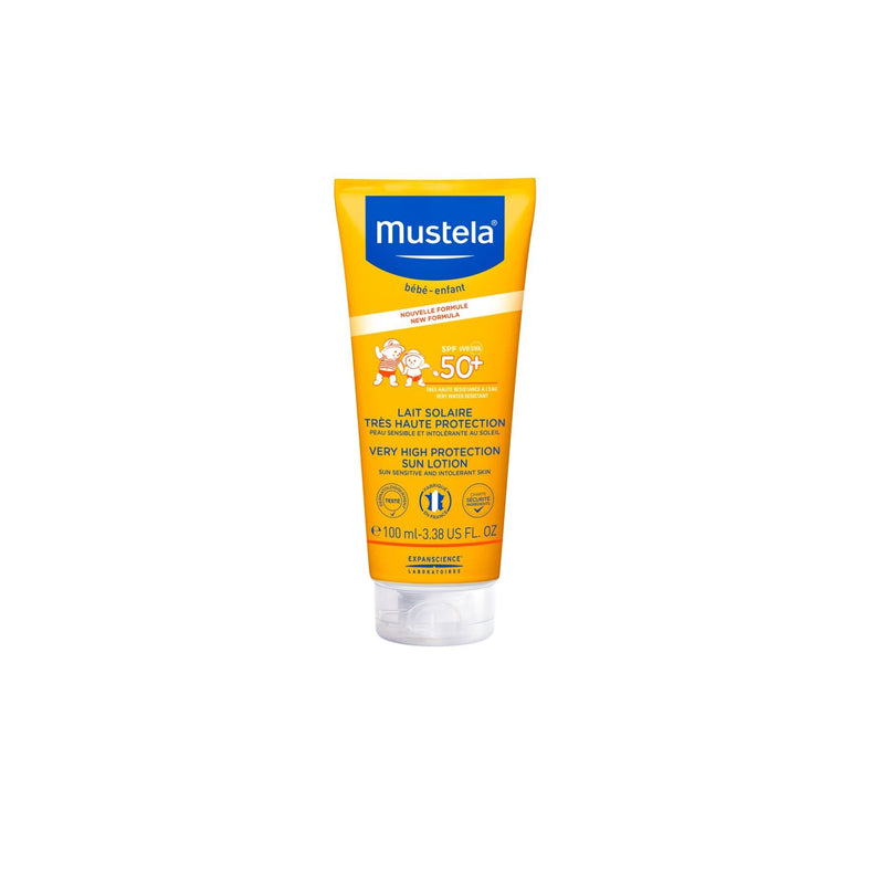 Mustela Very High Protection Sun Lotion 100ml