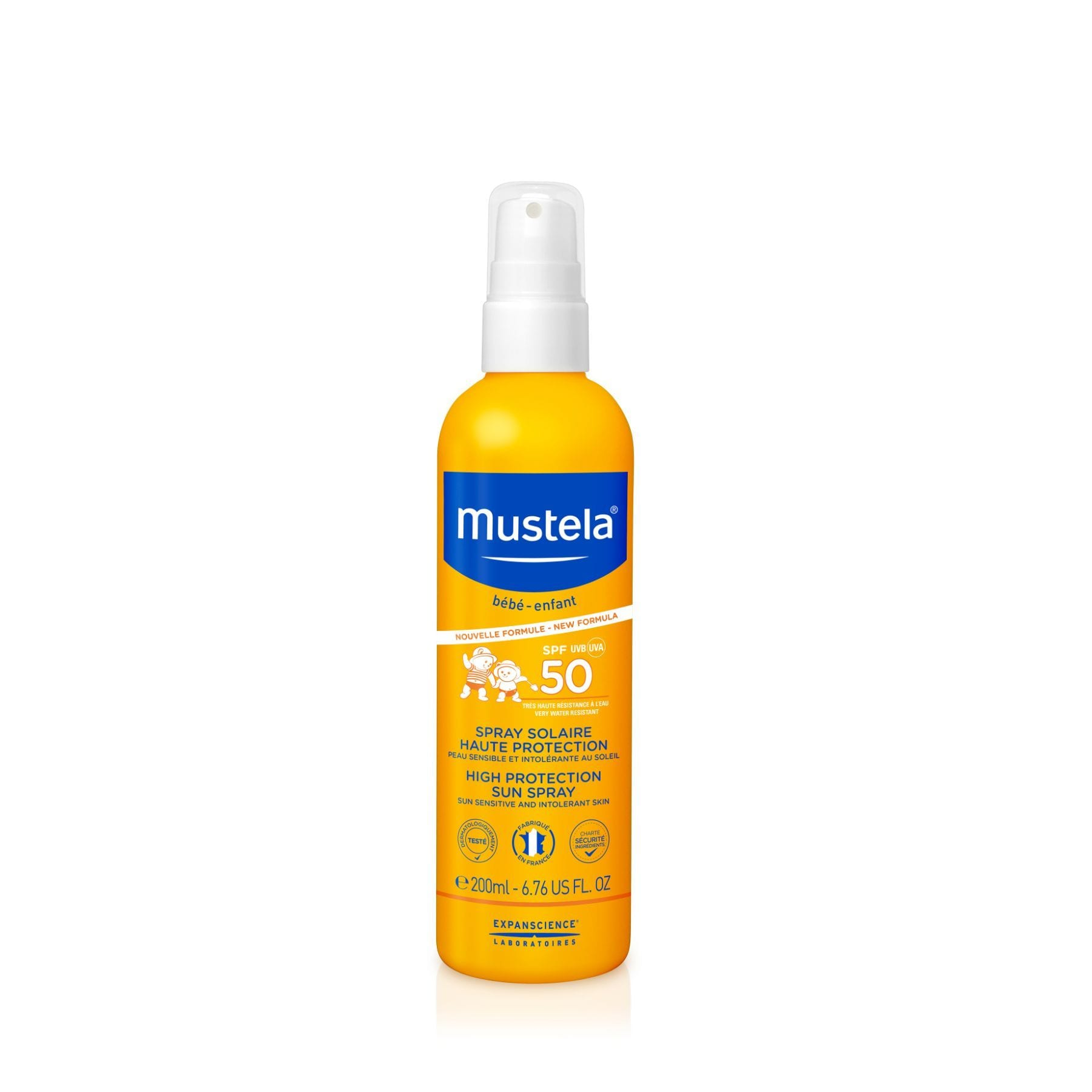 Mustela Very High Protection Sun Lotion 200ml