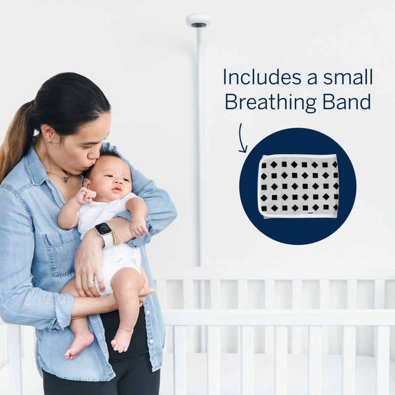Nanit Pro Smart Baby Monitor & Floor Stand