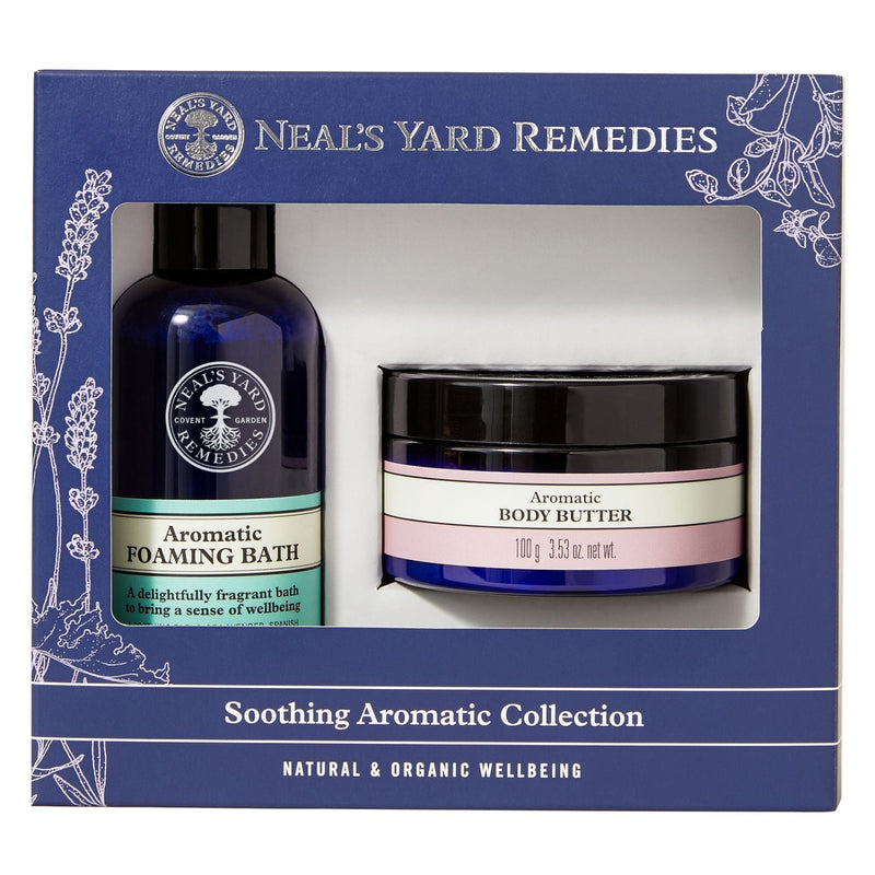 Neals Yard Aromatic Organic Collection