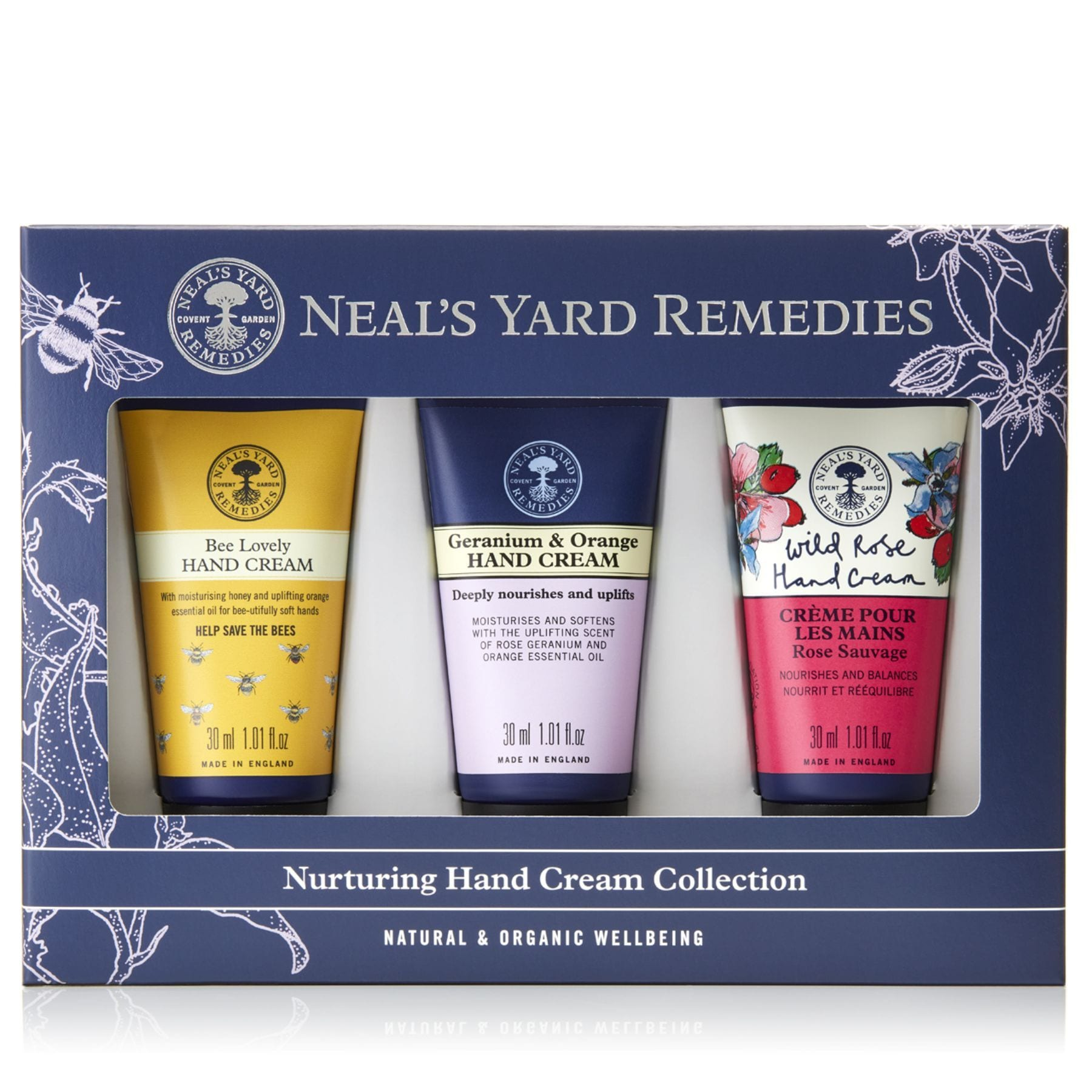 Neals Yard Hand Cream Collection Gift Set