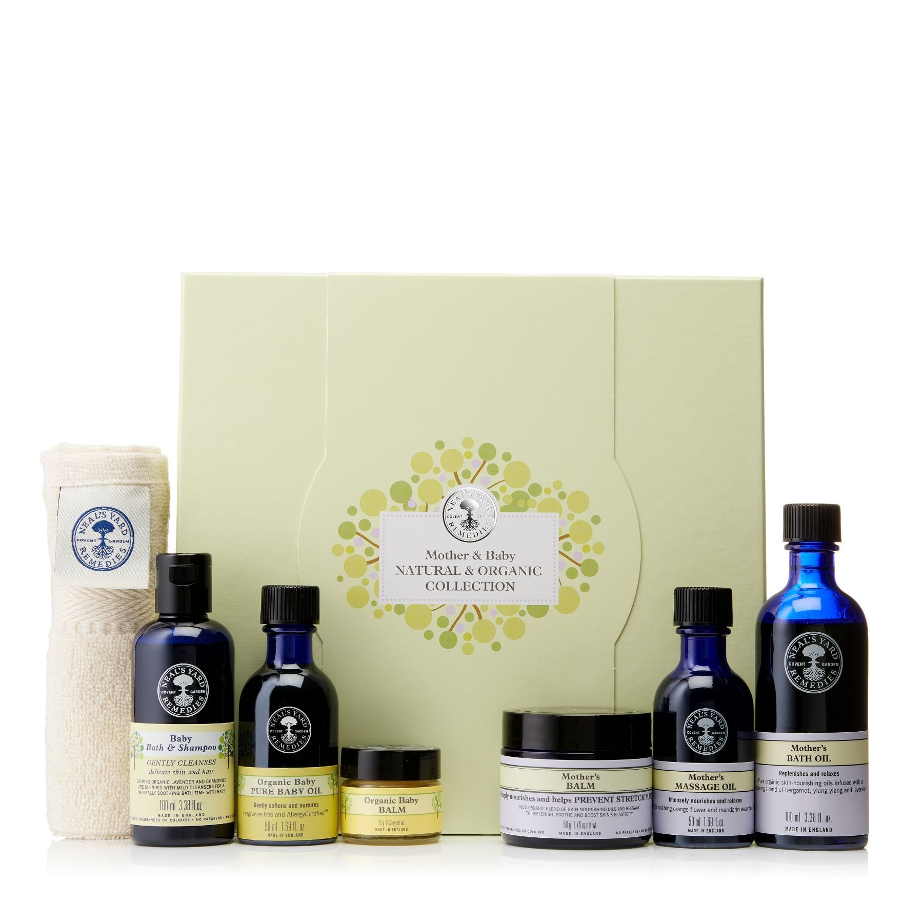 Neals Yard Mother & Baby Gift Box