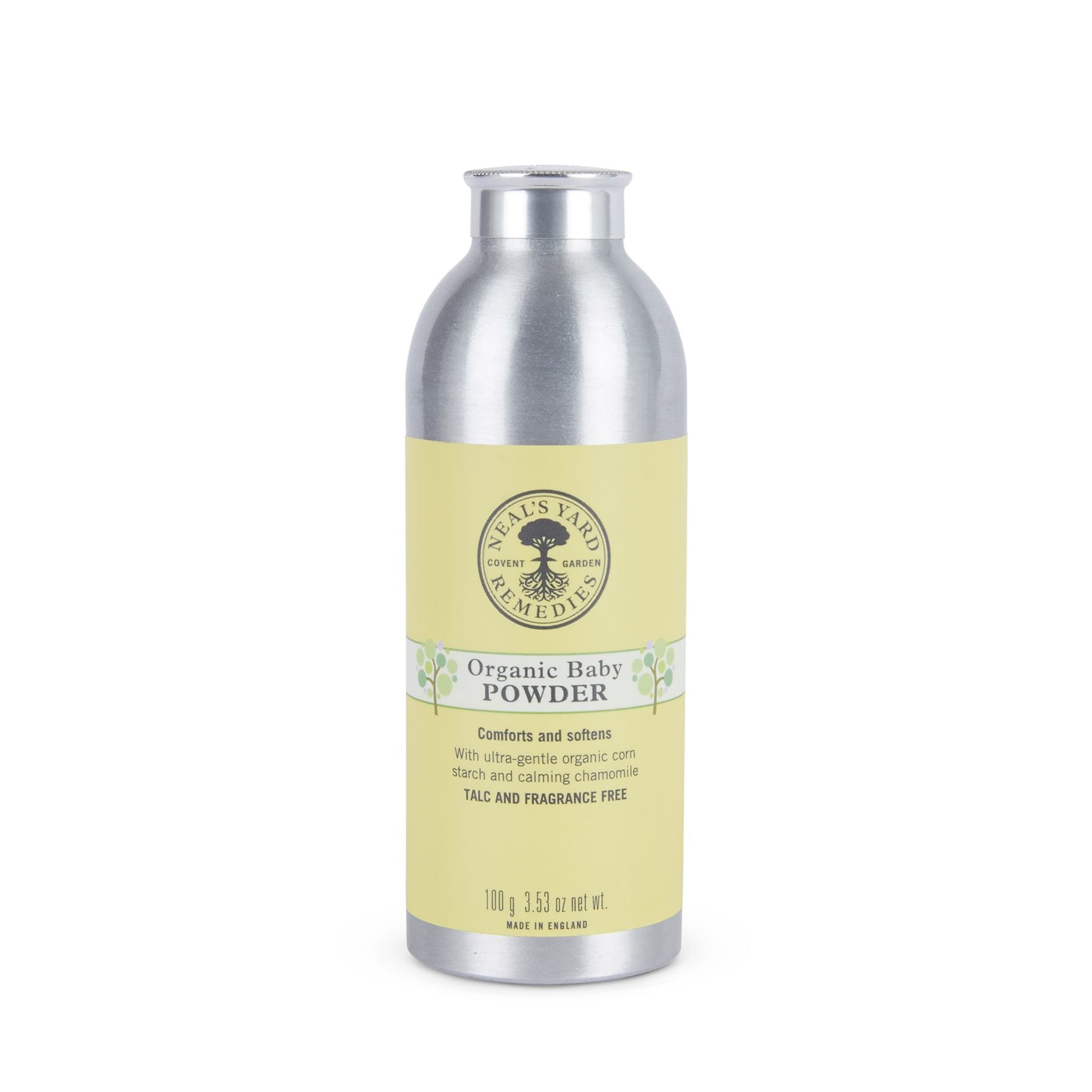 Neals Yard Organic Baby Powder
