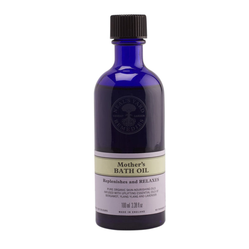 Neals Yard Organic Mothers Bath Oil