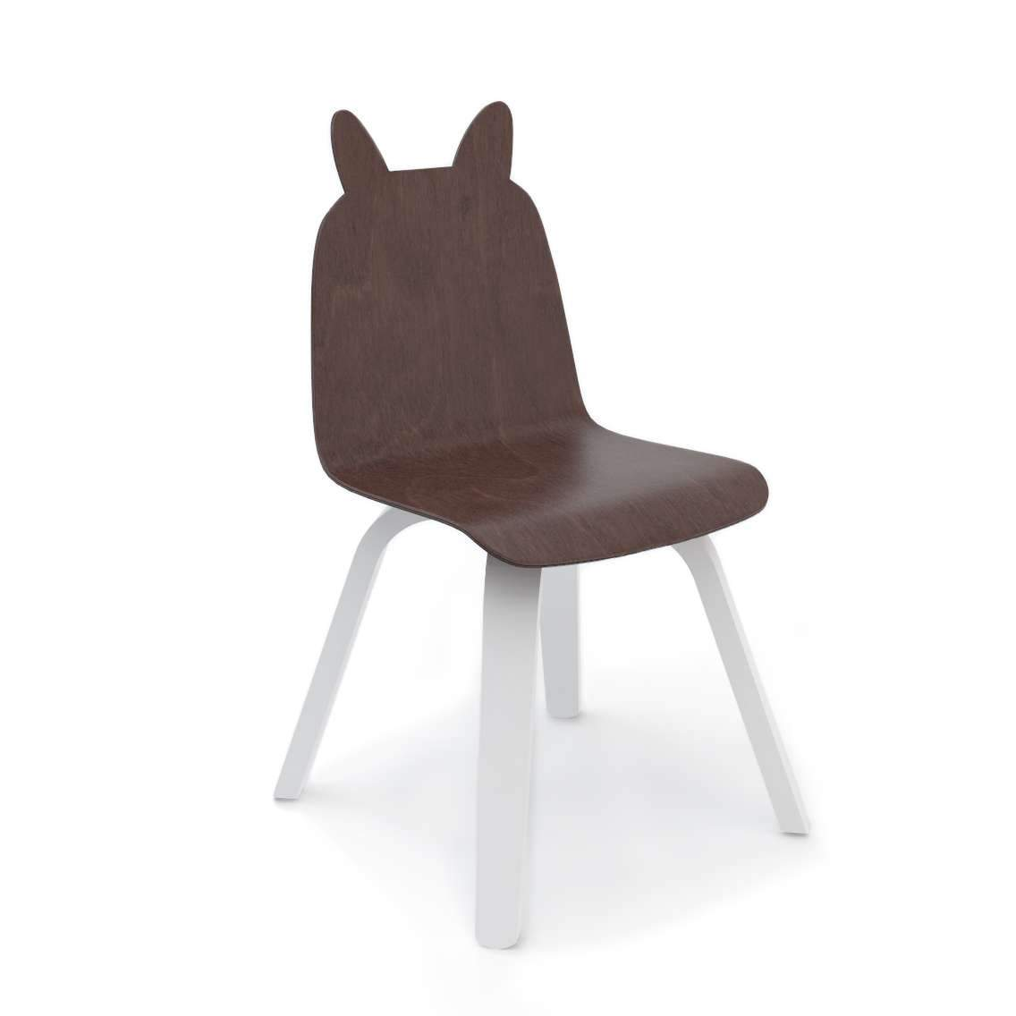 Oeuf Rabbit Chairs (Set of 2) - huggle