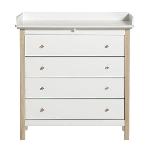 You added <b><u>Oliver Furniture Wood Collection 4 Drawer Dresser with Top</u></b> to your cart.