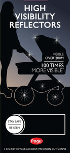 You added <b><u>POGU Pushchair Reflectors</u></b> to your cart.