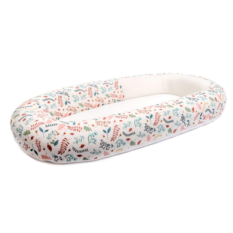 Purflo Sleep Tight Baby Bed - Botanical