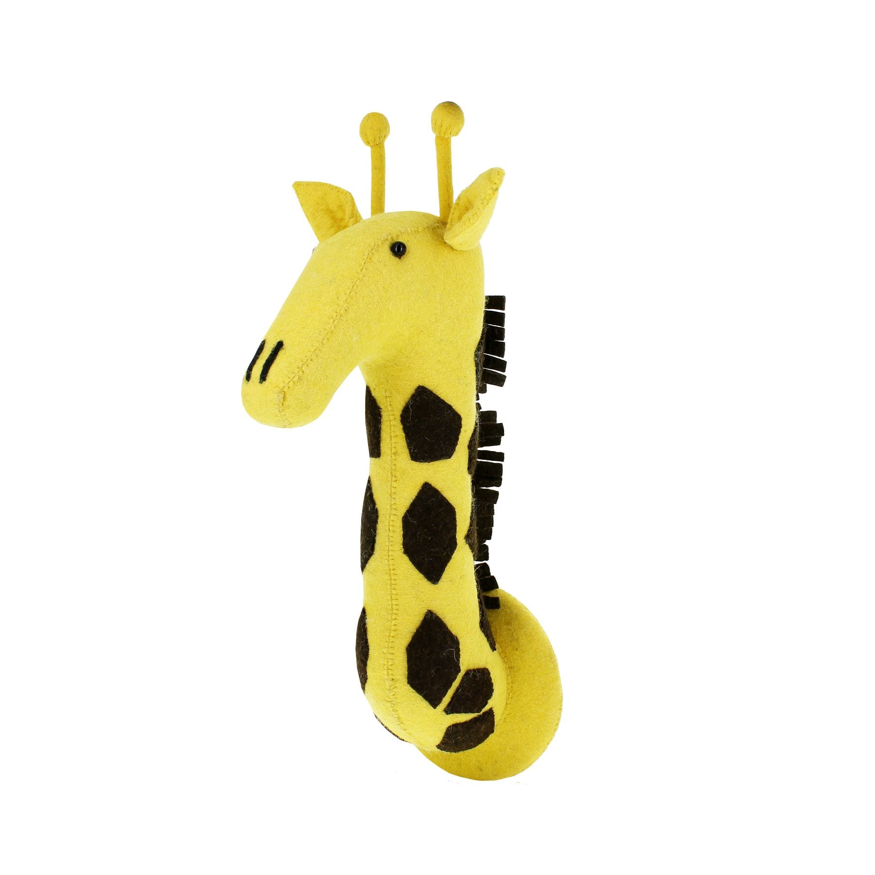Scandi Chic Large Giraffe Head