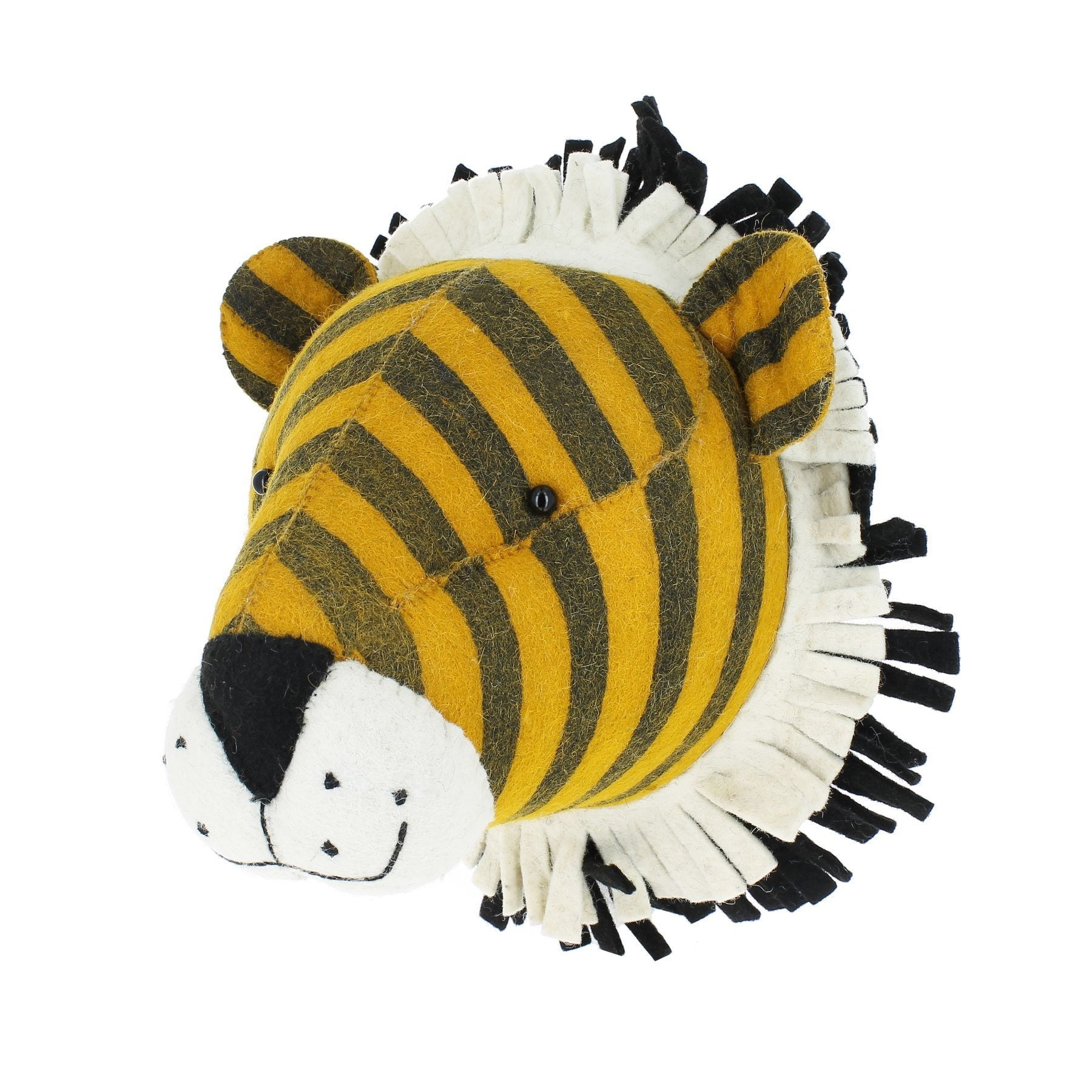 Scandi Chic Large Tiger Head