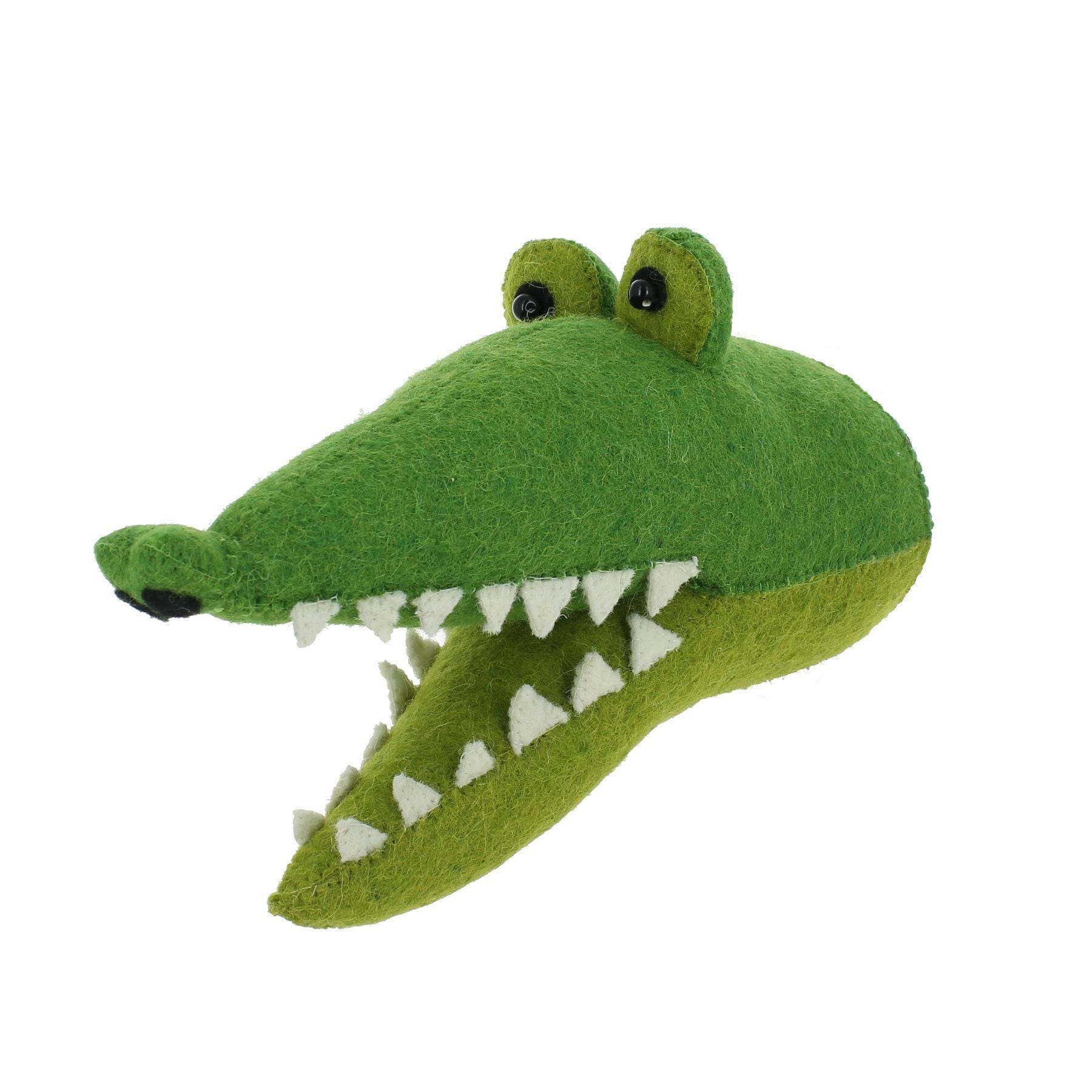 Scandi Chic Mini Crocodile Head