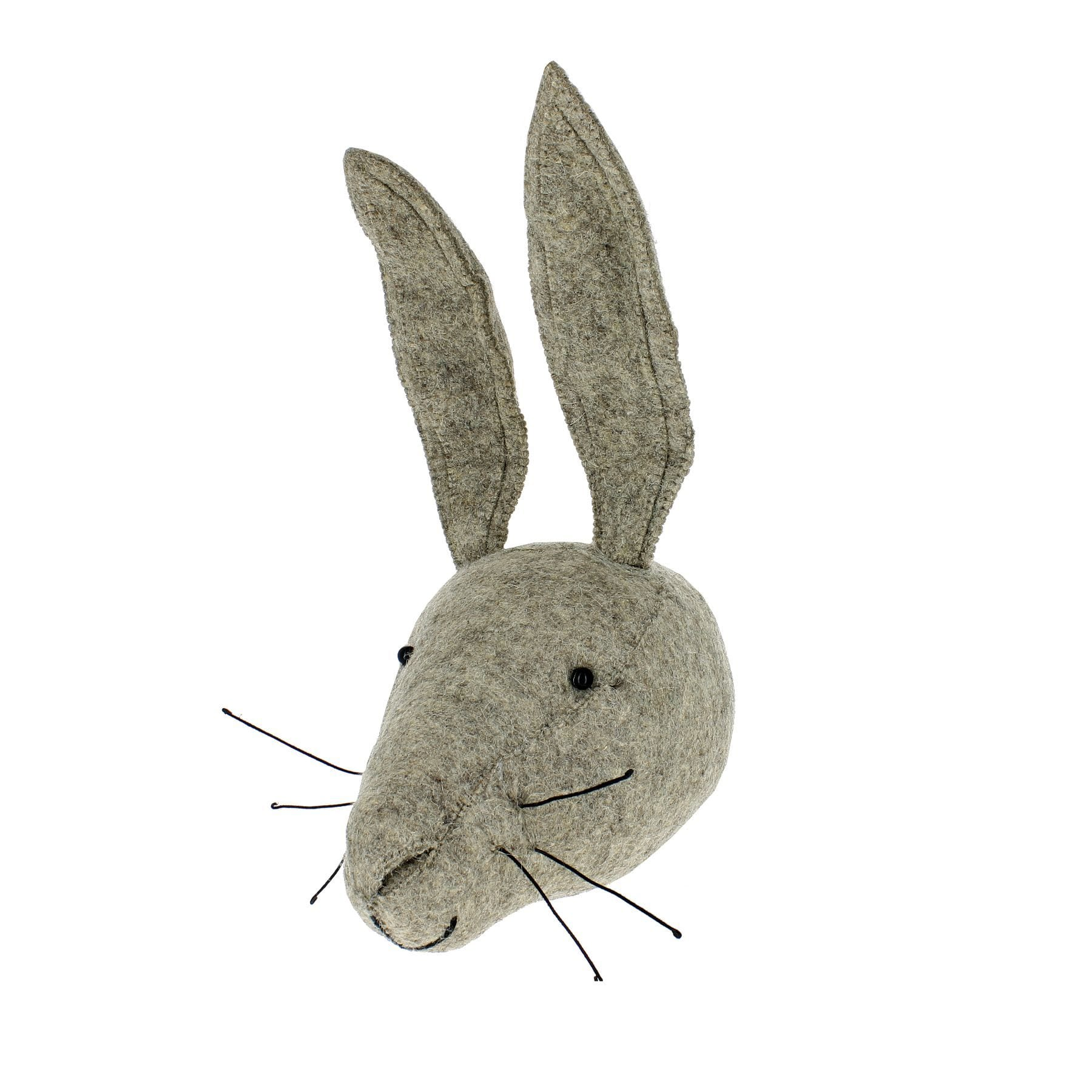 Scandi Chic Mini Hare Head