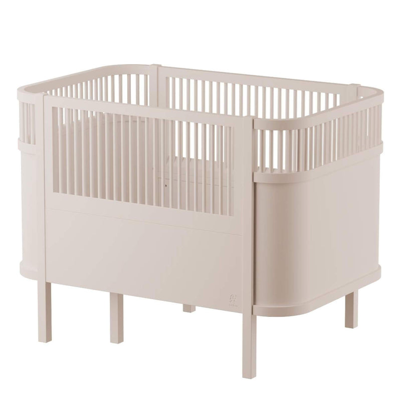 Sebra Baby & Junior Bed - Birchbank Beige