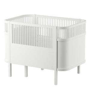 You added <b><u>Sebra Baby & Junior Bed - Classic White</u></b> to your cart.