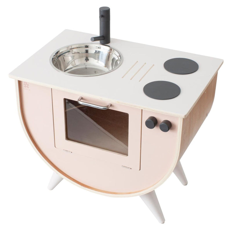 Sebra Play Kitchen - Sunset Pink