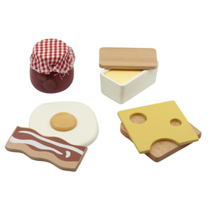 You added <b><u>Sebra Wooden Breakfast Set</u></b> to your cart.