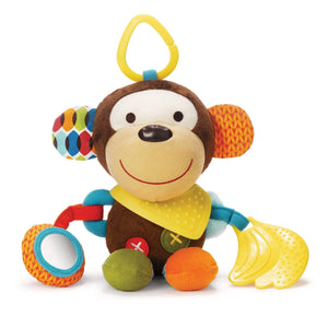 You added <b><u>Skip Hop Bandana Buddies -Monkey</u></b> to your cart.