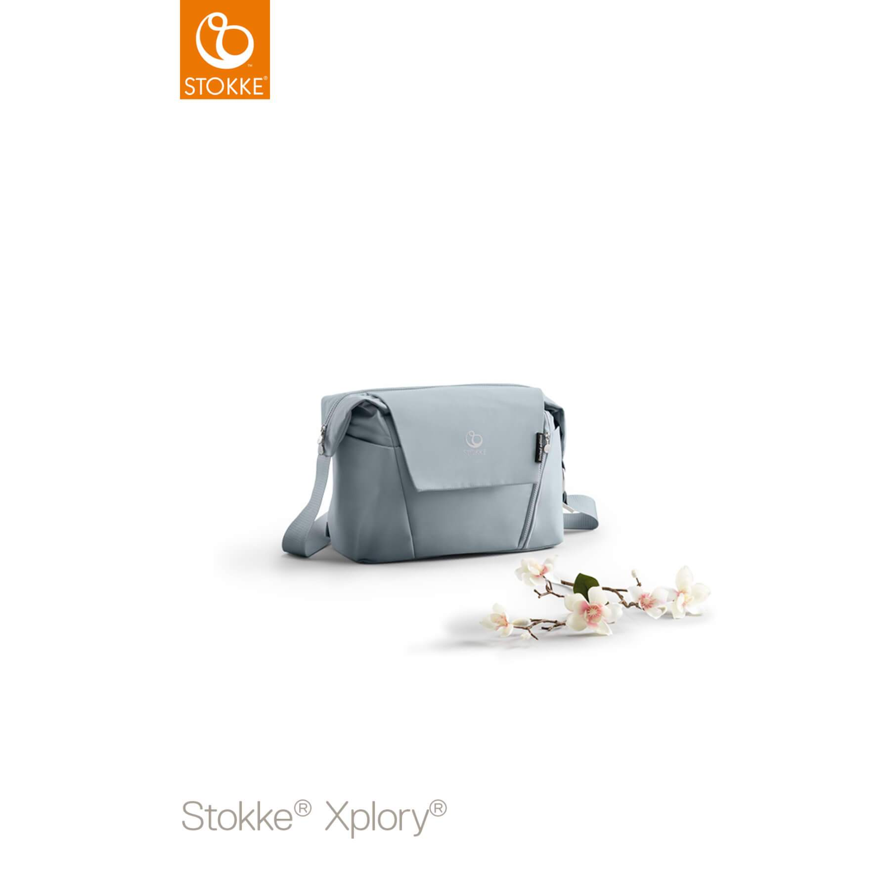 Stokke Balance Changing Bag - Tranquil Blue