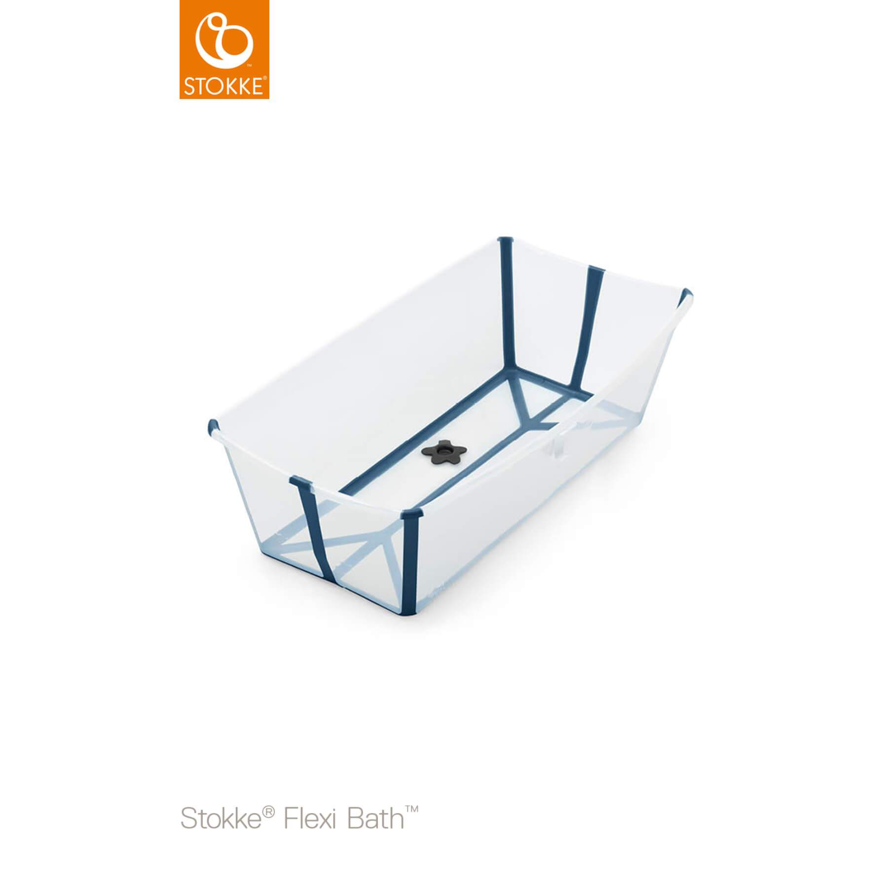 Stokke Flexibath Extra Large - Transparent Blue