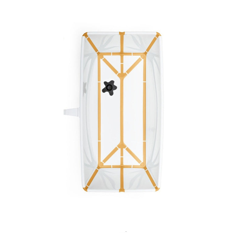 Stokke Flexibath - White Yellow