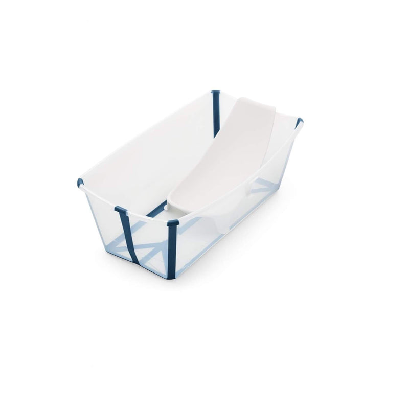 Stokke Flexibath® Bundle - Transparent Blue
