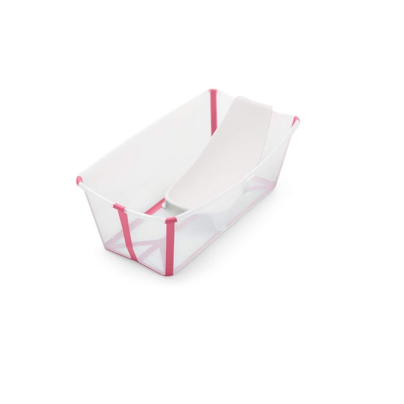 Stokke Flexibath® Bundle - Transparent Pink