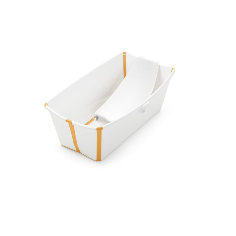 Stokke Flexibath® Bundle - White Yellow