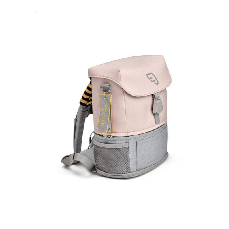 Stokke Jetkids Crew Backpack - Pink Lemonade