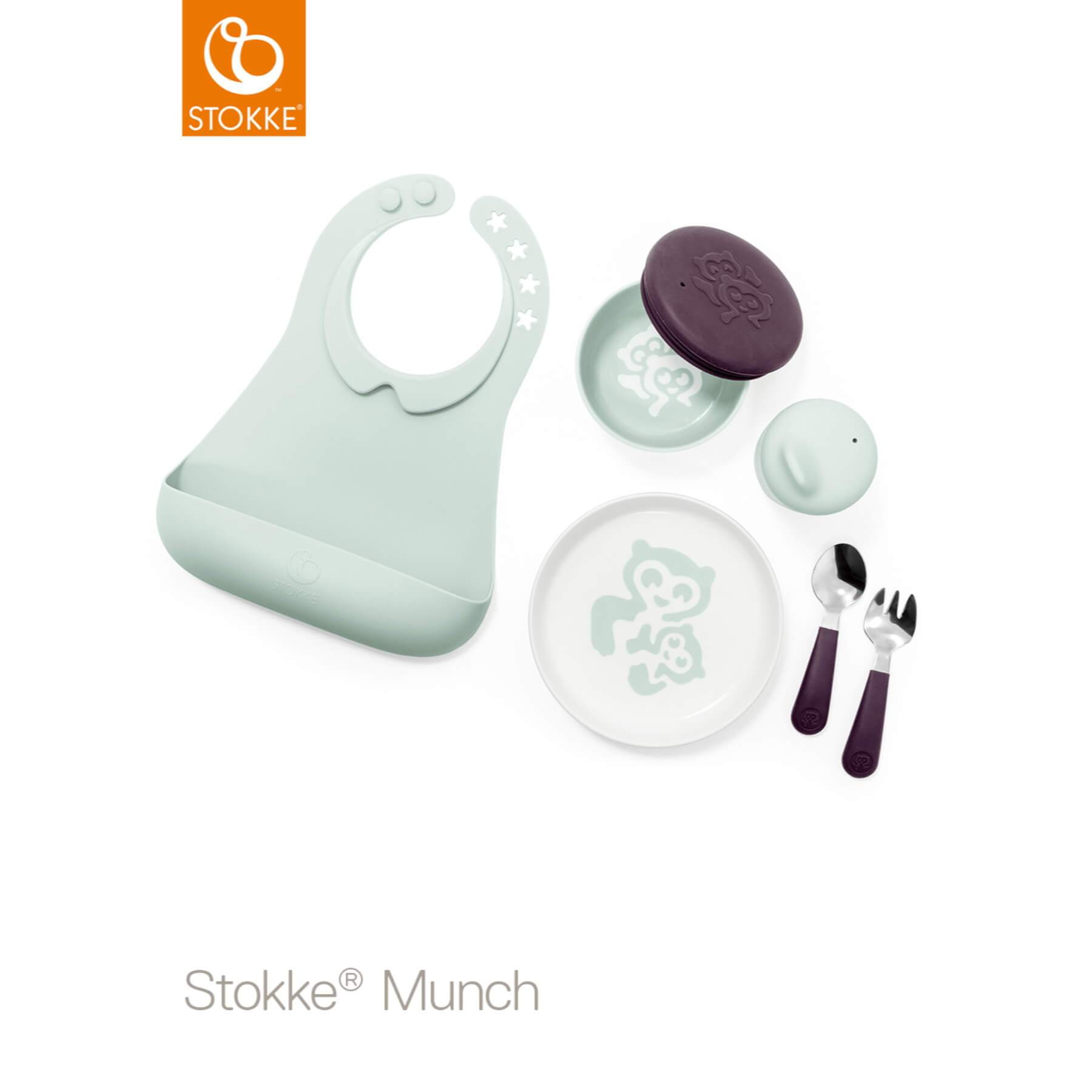 Stokke Munch - Complete
