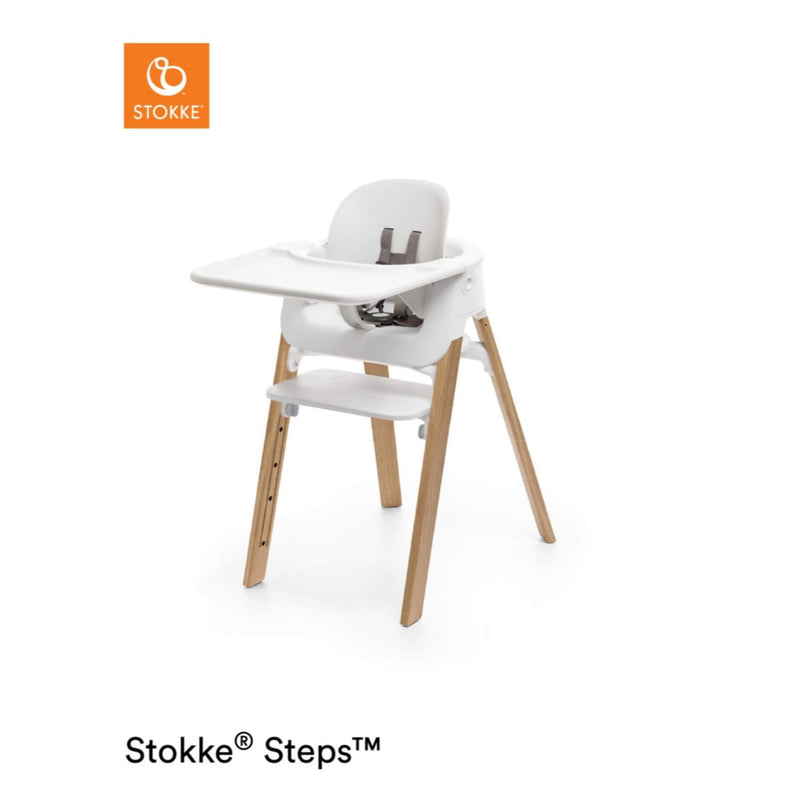 Stokke Steps Baby Set Tray - White