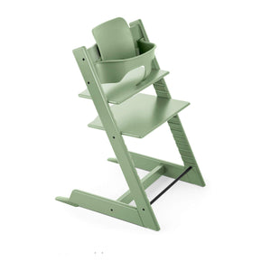 You added <b><u>Stokke Tripp Trapp Baby Set - Moss Green</u></b> to your cart.