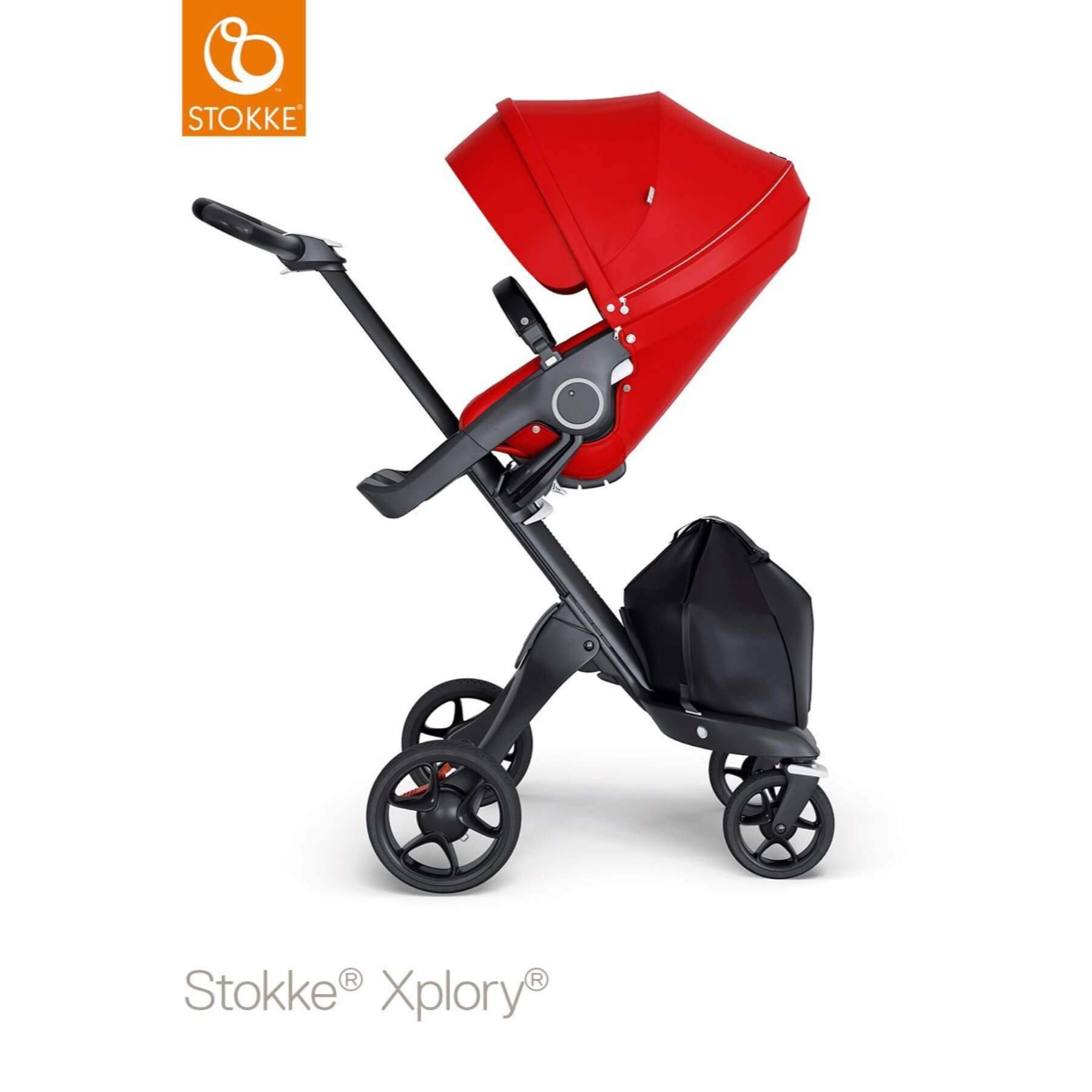 Stokke Xplory - Red
