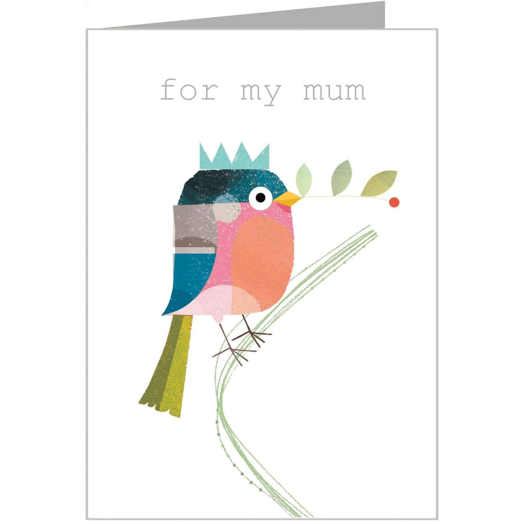 The Square Card Company Mum