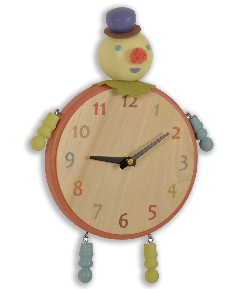 Tree by Kerri Lee Clown Clock - huggle